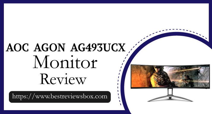 AOC Agon AG493UCX Review