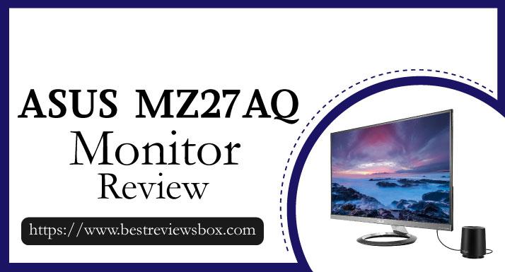 Asus MZ27AQ Designo 27 inch Monitor
