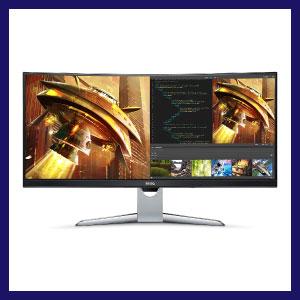 BenQ EX3501R Monitor