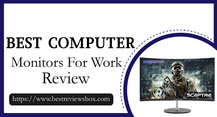 Best Computer Monitors For Work
