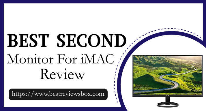 Best Second Monitor For iMAC