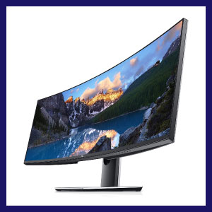 DELL U4919DW 49 Inch Screen LED-Lit Monitor