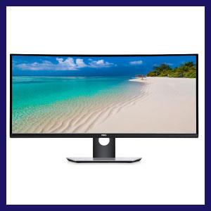 Dell U3417W FR3PK Monitor