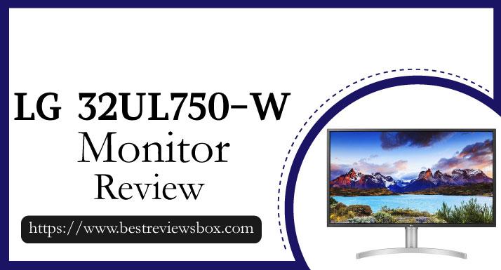 LG 32UL750-W review