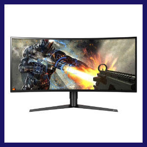 LG 34GK950F-B Monitor