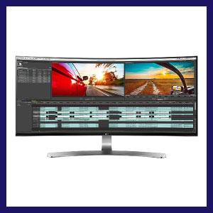 LG 34UC98-W Monitor