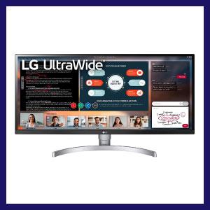 LG 34WK650-W monitor