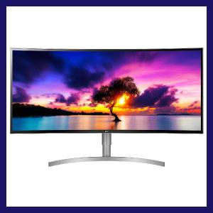 LG 38WK95C-W Monitor