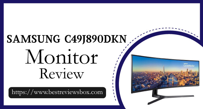 Samsung C49J890DKN Review