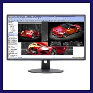 Sceptre E248W-19203R monitor